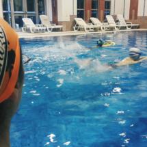 Özel Çocuk Yüzme Dersi