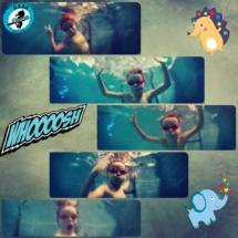 Birebir Bebek Yüzme Dersi