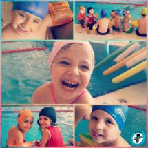 Bebek Yüzme Dersleri