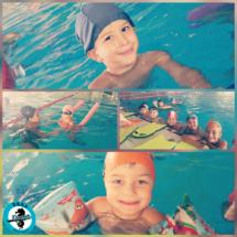 Çocuk Grup Yüzme Desleri