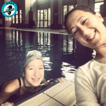 Çocuk Yüzme Dersi