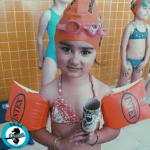 Çocuk ve Bebek Yüzme Kursu