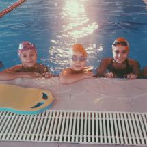 Çocuk Yüzme Kursları