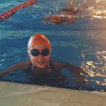 Çocuk Yüzme