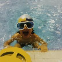 Özel Yüzme Dersleri - Çocuk Yüzme