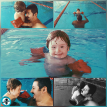 Engelli Yüzme Kursu