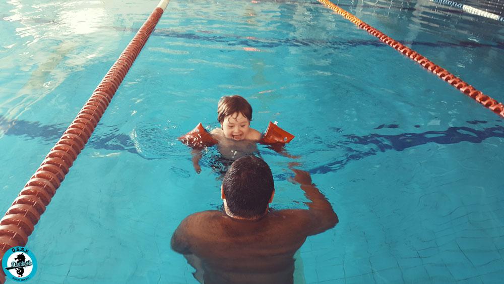 Engelli Yüzme