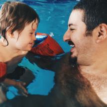 Engellilere Yüzme